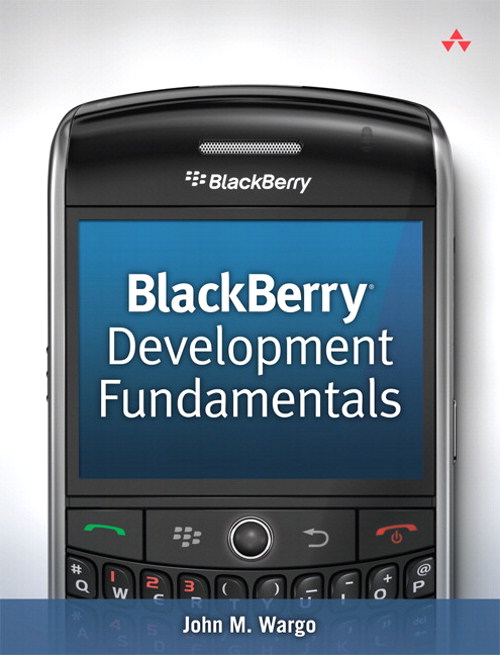 BlackBerry Development Fundamentals