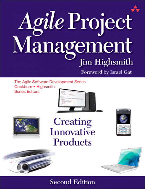 Agile Project Management: Creating Innovative Products, 2nd Edition
