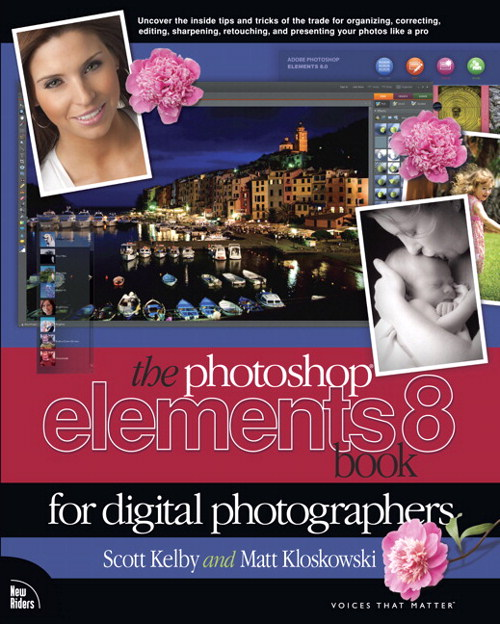 Photoshop Elements 8 Book for Digital Photographers,  Adobe Reader, The