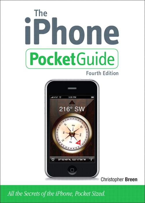 iPhone Pocket Guide, The, 4th Edition