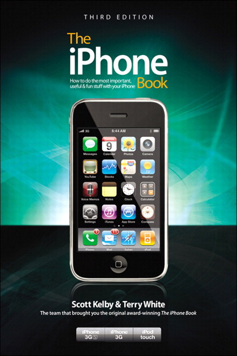 iPhone Book, Third Edition (Covers iPhone 3GS, iPhone 3G, and iPod Touch), The, 3rd Edition