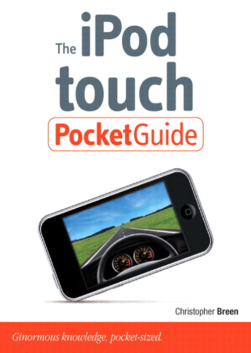iPod touch Pocket Guide, The