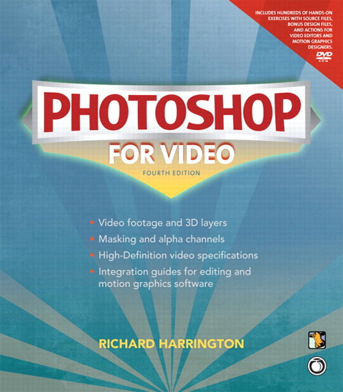 Photoshop for Video, 4th Edition