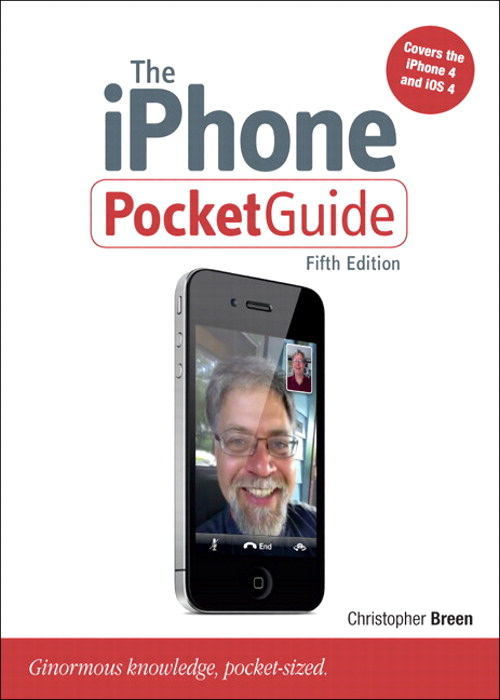 iPhone Pocket Guide, The, 5th Edition