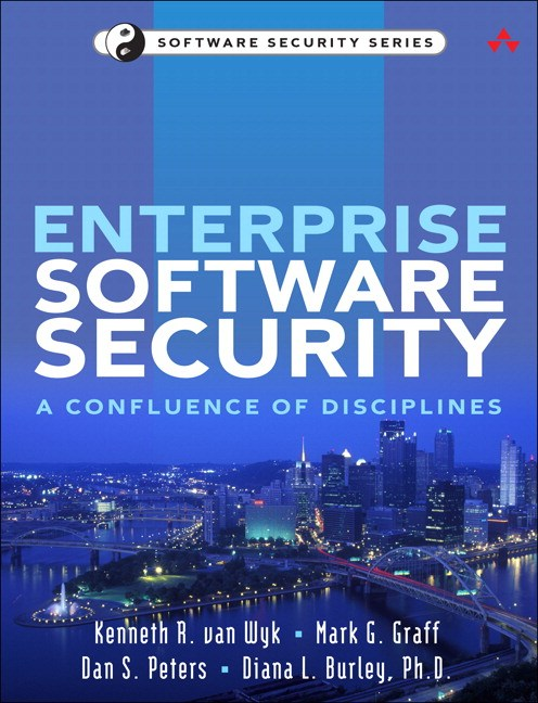 EnEnterprise Software Security: A Confluence of Disciplines