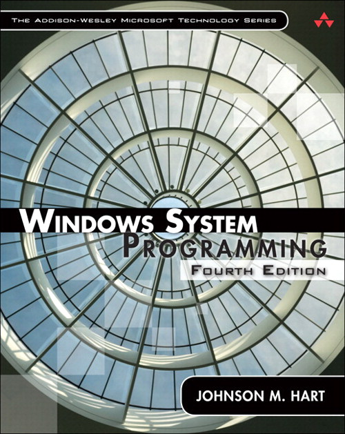 Windows System Programming, 4th Edition