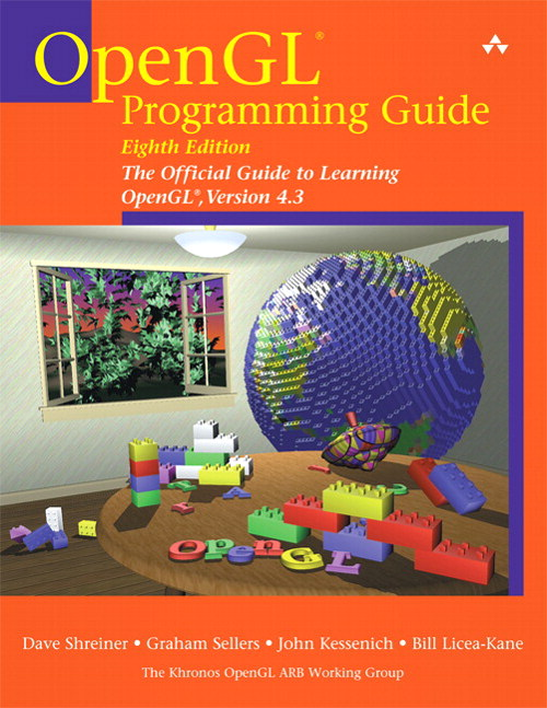OpenGL Programming Guide: The Official Guide to Learning OpenGL, Version 4.3, 8th Edition