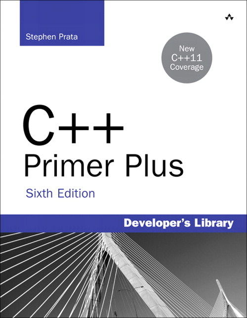 C++ Primer Plus, 6th Edition