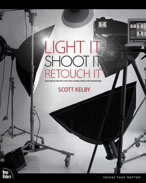 Light It, Shoot It, Retouch It: Learn Step by Step How to Go from Empty Studio to Finished Image