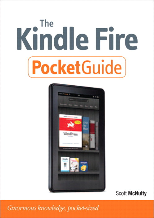 Kindle Fire Pocket Guide, The