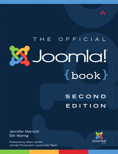 Official Joomla! Book, The, 2nd Edition