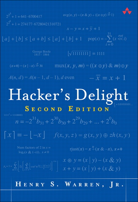 Hacker's Delight, 2nd Edition