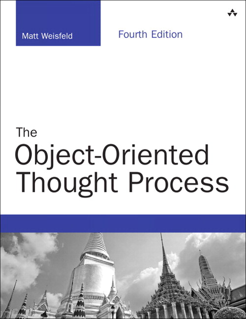 Object-Oriented Thought Process, The, 4th Edition