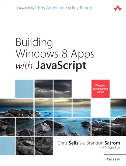 Building Windows 8 Apps with JavaScript