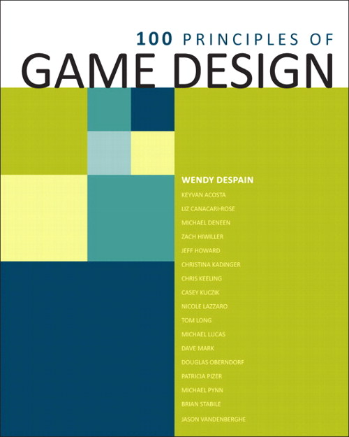 100 Principles of Game Design