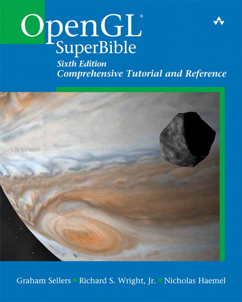 OpenGL SuperBible: Comprehensive Tutorial and Reference, 6th Edition