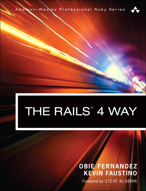 Rails 4 Way, The, 3rd Edition