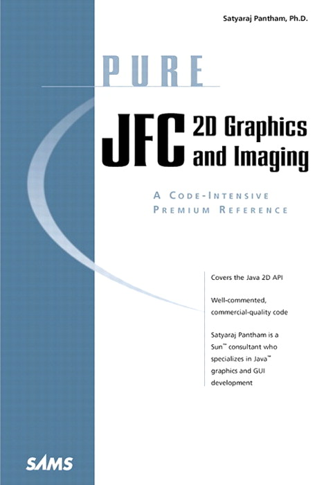 Pure JFC 2D Graphics and Imaging