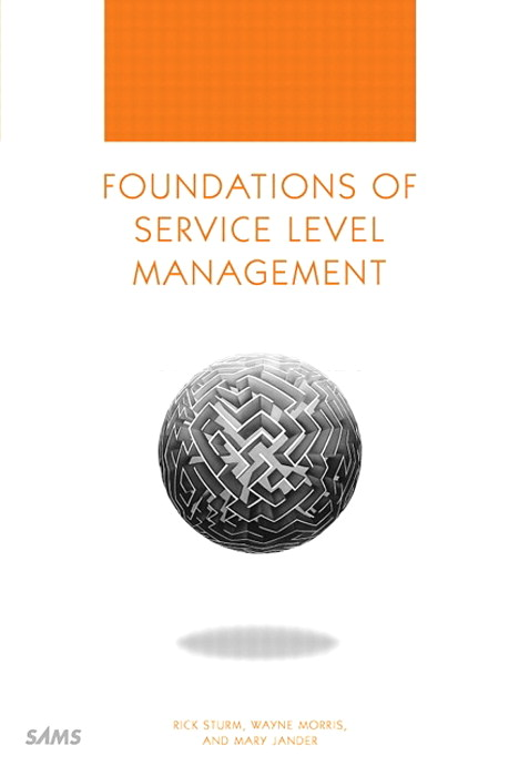 Foundations of Service Level Management
