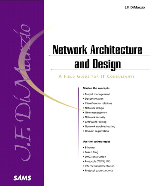 "Network Architecture & Design ""A Field Guide for IT Professionals"""