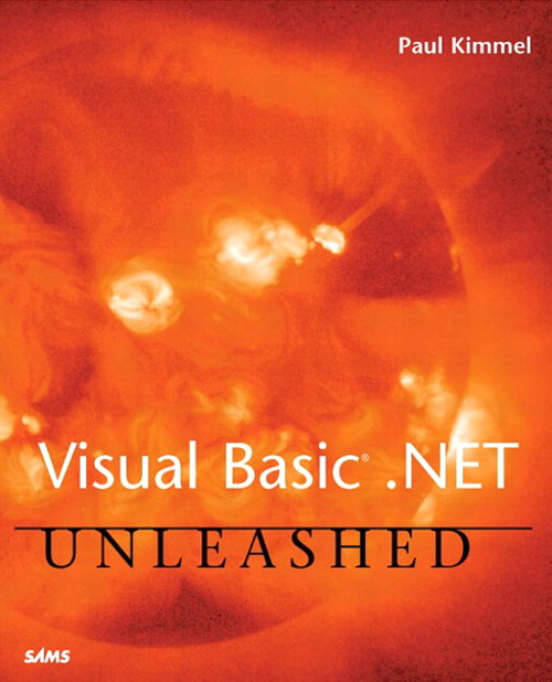 Visual Basic .NET Unleashed