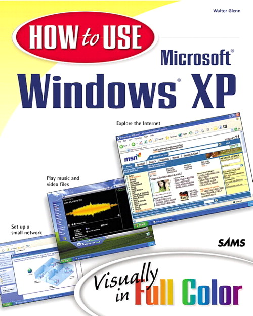 How to Use Microsoft Windows XP, 2nd Edition
