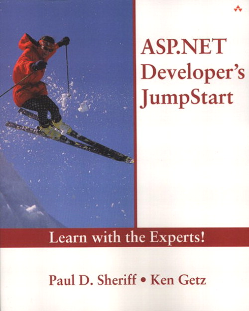 ASP.NET Developer's JumpStart