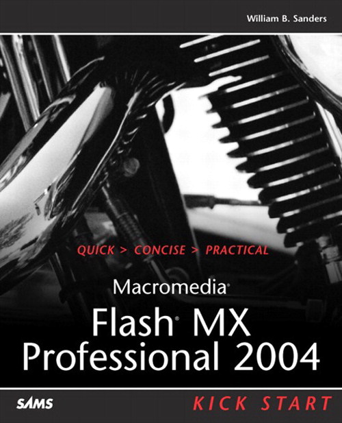Книга Macromedia Flash MX Professional 2004 Kick Start на ReadRate.com. кни
