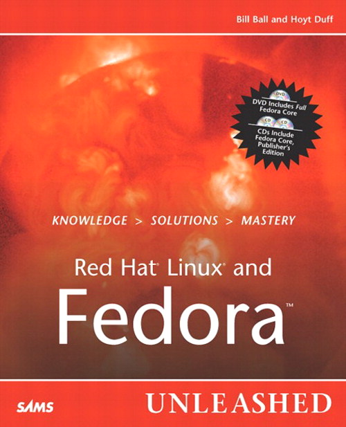 Red Hat Linux Fedora Unleashed