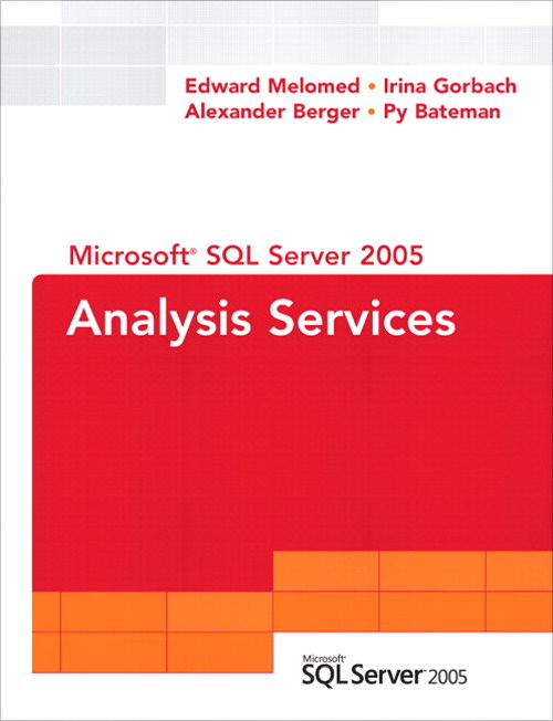 Microsoft SQL Server 2005 Analysis Services