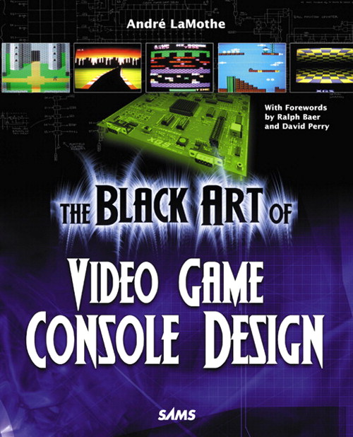 Black Art of Video Game Console Design, The