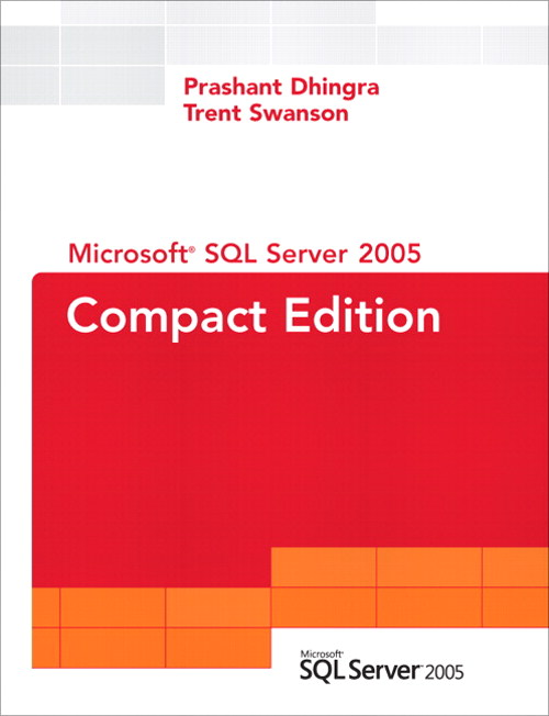 Microsoft SQL Server 2005 Compact Edition
