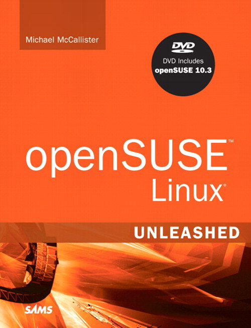 openSUSE Linux Unleashed