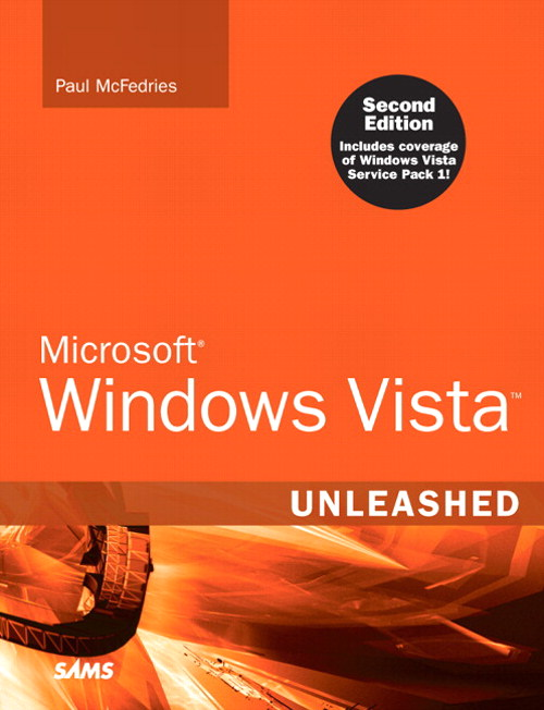 Microsoft Windows Vista Unleashed, 2nd Edition