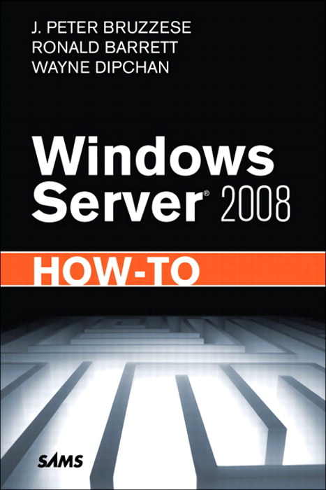Windows Server 2008 How-To