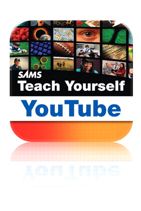 Sams Teach Yourself YouTube in 10 Minutes App (iPhone)