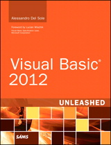 Order my book about VB 2012 on Amazon