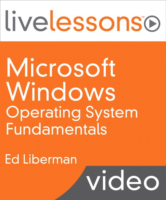 Microsoft Windows Operating System Fundamentals