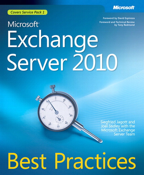 Microsoft Exchange Server 2010 Best Practices