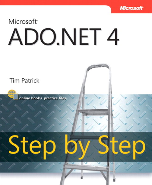 Microsoft ADO.NET 4 Step by Step