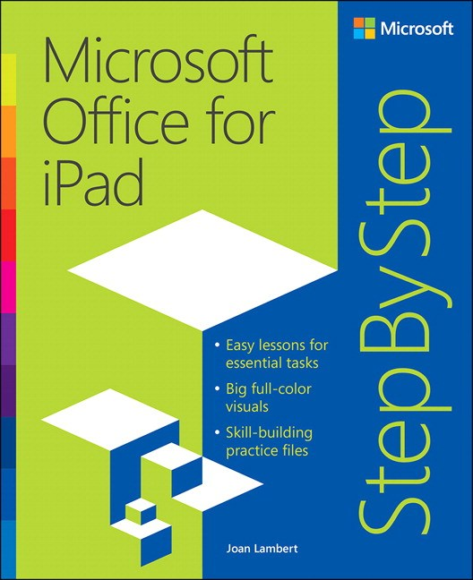 Microsoft Office for iPad Step by Step