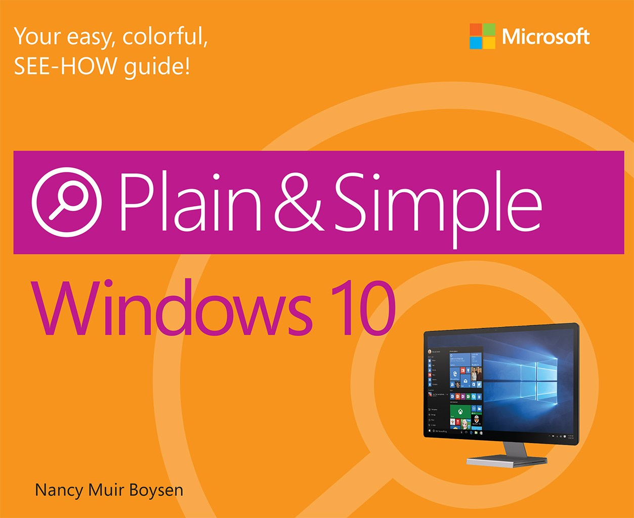 Windows 10 Plain & Simple