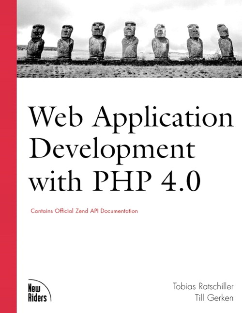 Web Application Development with PHP 4.0