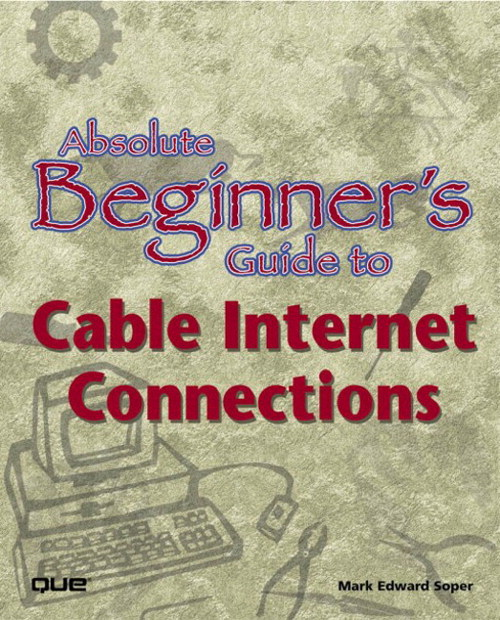 Absolute Beginner's Guide to Cable Internet Connections, Adobe Reader
