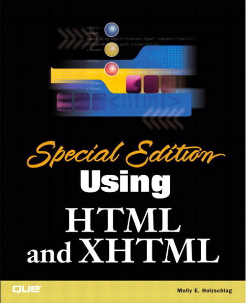 Special Edition Using HTML and XHTML, Adobe Reader