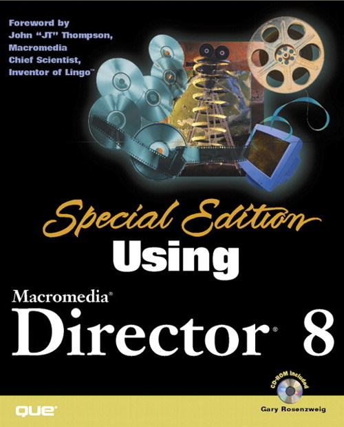 Special Edition Using Macromedia Director 8, Adobe Reader