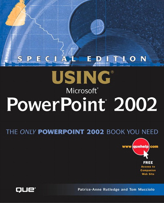 Special Edition Using Microsoft PowerPoint 2002, Adobe Reader