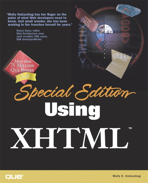 Special Edition Using XHTML, Adobe Reader
