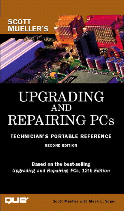Upgrading and Repairing PCs: Technician's Portable Reference, Adobe Reader, 2nd Edition