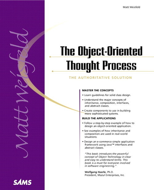 Object-Oriented Thought Process, The
